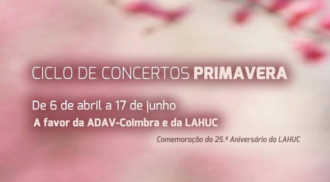 Ciclo de Concertos Primavera – ALL LIBITUM TRIO