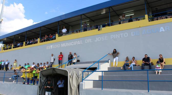 Requalificação do Estádio Dr. José Pinto de Aguiar