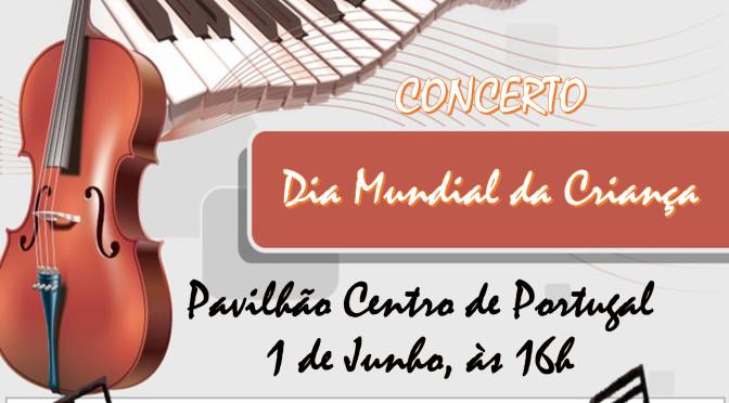 Concerto Orquestra Geração no Pavilhão de Portugal em Coimbra