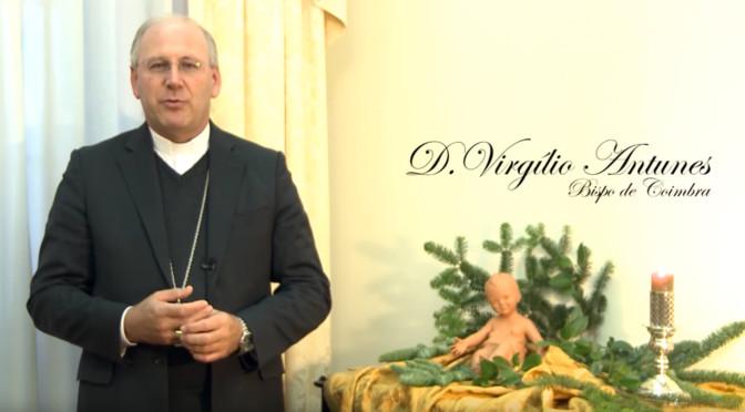 Mensagem de Natal do Bispo de Coimbra