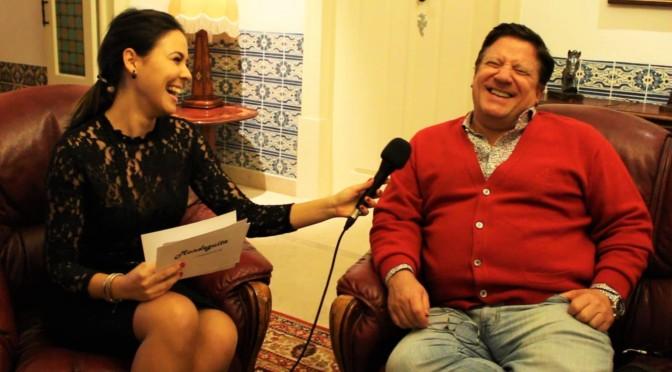 Mondeguita à conversa com Herman José