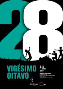 cartaz vigésimo oitavo