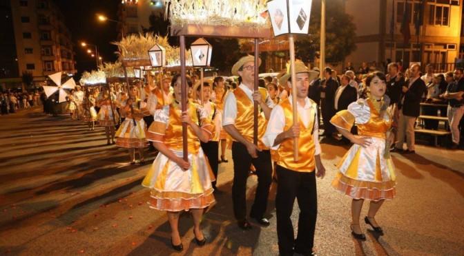 TRANSMISSÃO EM DIRETO:  Marchas Sanjoaninas da Lousã