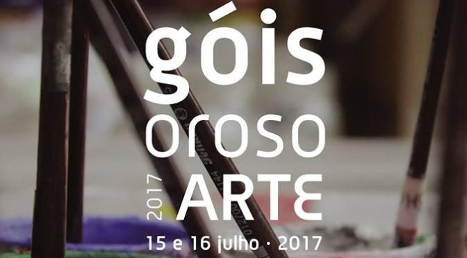 GóisOrosoArte – 2017 – 15 e 16 de julho