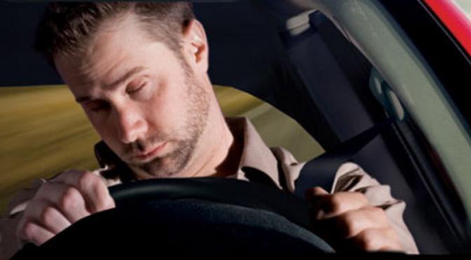 Não Conduza De Olhos Fechados