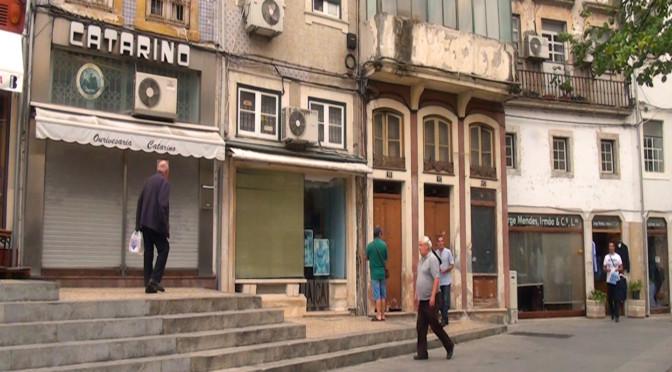 """""""E SE… na Baixa de Coimbra"""" – COM A ASSINATURA DE NORBERTO PIRES"""