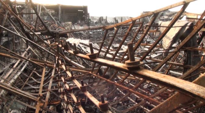 E SE 9 – Uma vida que ardeu, uma esperança que é necessário reconstruir