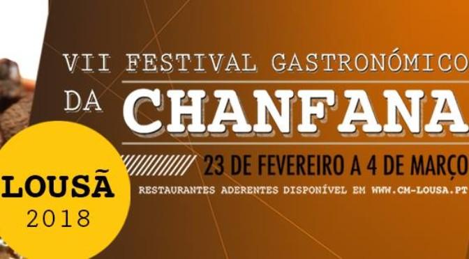 VI Festival Gastronómico da Chanfana da Lousã
