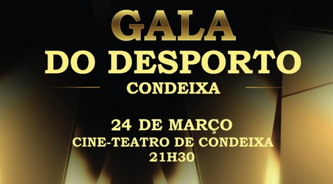 IV Gala do Desporto do Municipio de Condeixa