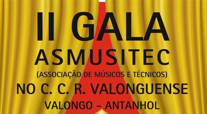 II GALA Asmusitec – Associação de Músicos e Técnicos