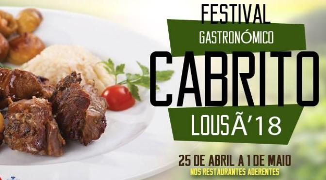 Festival Gastronómico – Cabrito – Lousã 2018