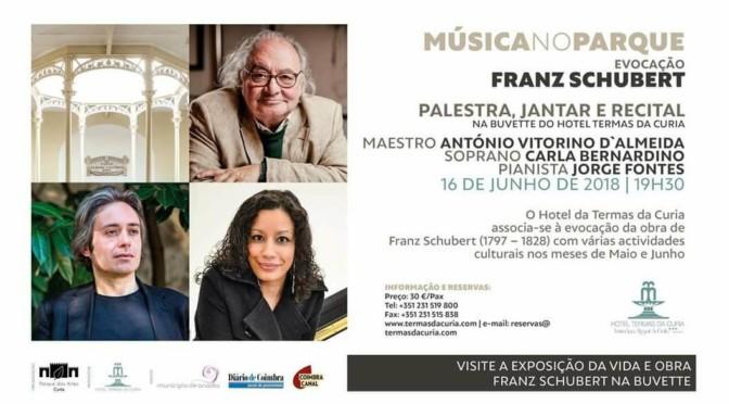 Música no Parque – Maestro Vitorino d'Almeida, Carla Bernardino e Jorge Fontes