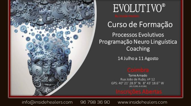Curso de Formação: Processos Evolutivos, Neurolinguística e Coaching