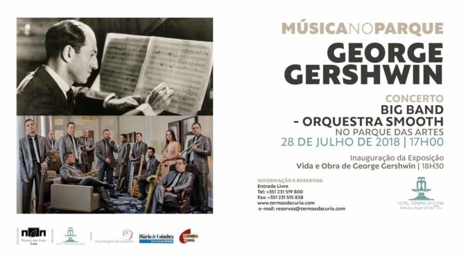 Exposição Vida e Obra de George Gershwin – Curia