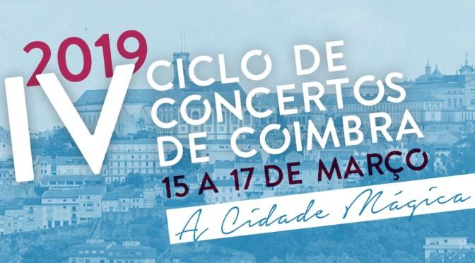 Ciclo de Concertos de Coimbra – A Cidade Mágica