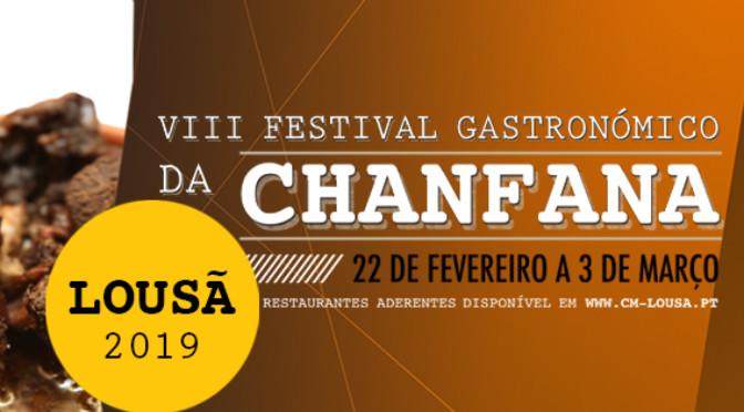 VIII Festival Gastronómico da Chanfana – Lousã