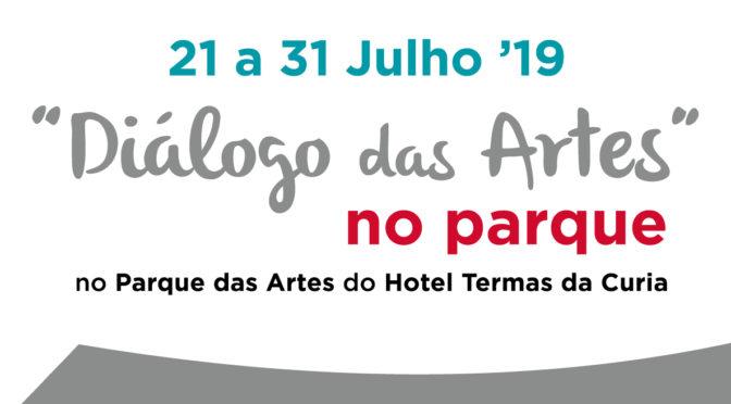 DIÁLOGO DAS ARTES no Parque das Artes – Curia