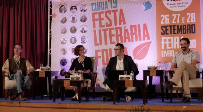 Redes Sociais / Fake News – Festa Literária Folha 2019
