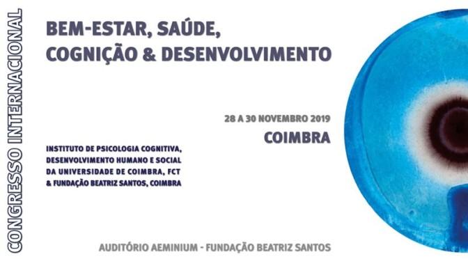 Congresso Internacional Bem-Estar, Saúde, Cognição & Desenvolvimento