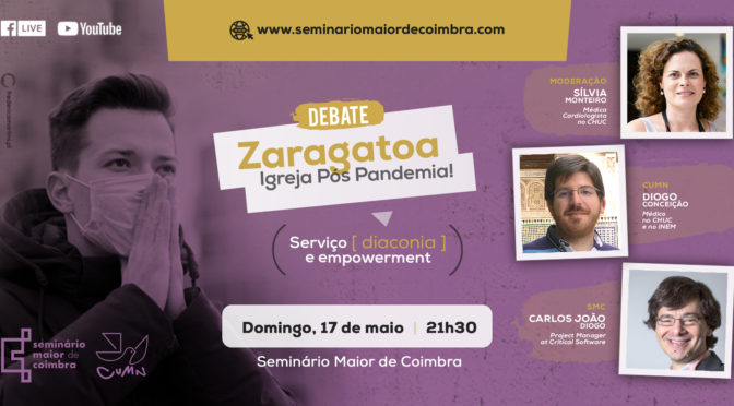 Debate – Zaragatoa – Igreja Pós Pandemia
